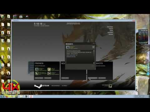 Tutorial: Guild Wars 2 Beta - Use Steam Client & In Game Chat Overlay