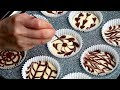 How To Make Chocolate Swirl Cupcakes | Cotton Soft Butter Sponge Cake Recipe
