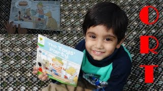 Amazingly 4 years kids narrating story