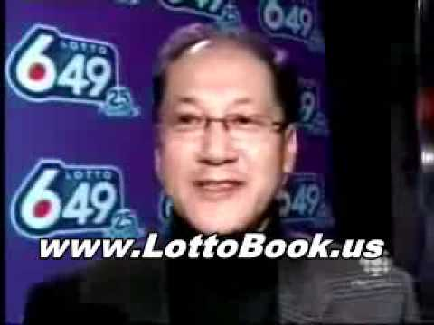 How to Win the Canadian Lotto 649