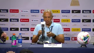 Press Conference: Marc Collat - Haiti (0) - (1) Mexico - Gold Cup 2019