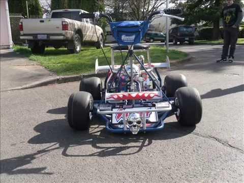 Bar Stool Racer Build Movie (Summit Racing)