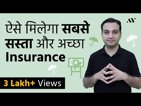 Term Insurance Plan - Explained in Hindi (2018)