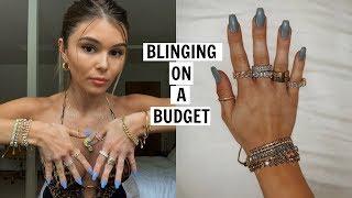 Blinging on a Budget! l Olivia Jade