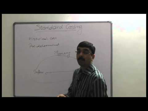 Standard costing- theory 1