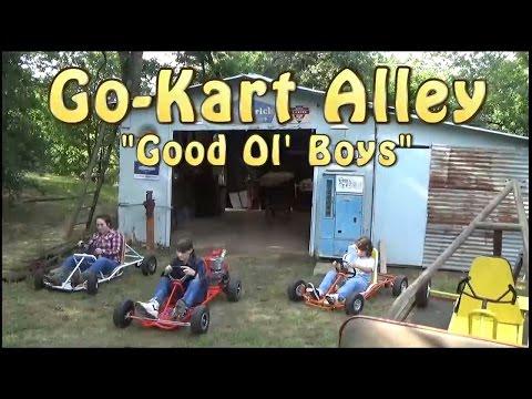Go-Kart Alley - s01e01