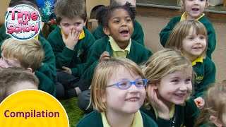 Time For School Compilation 6   CBeebies   FULL EPISODES