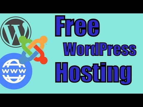Create WordPress, Joomla based Website With Free 000Webhost Hosting
