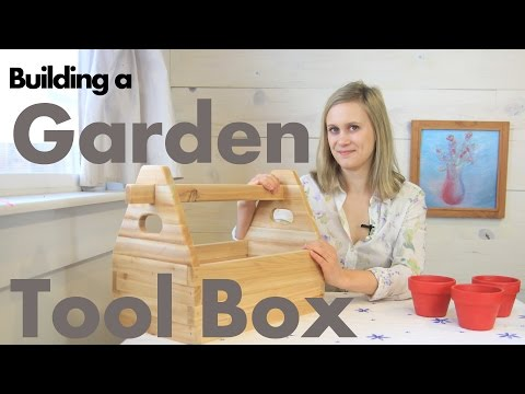 How To Build a Outdoor Tool Box