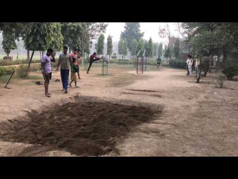 Delhi Police Best Long Jump and High Jump