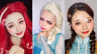 Disney Princess Cute Compilation TikTok China 2020