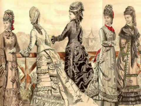 victorian hat fashions