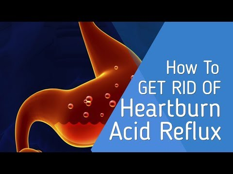 ✅ Heartburn In The Middle Of The Night - What To Take For Heartburn