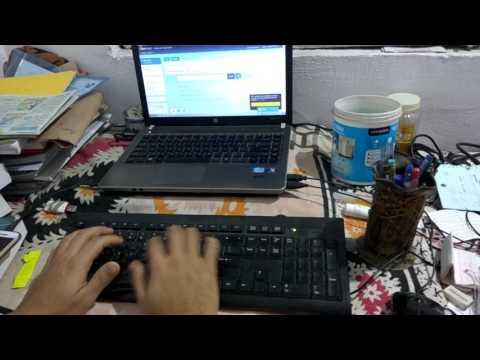 My typing speed 83 wpm