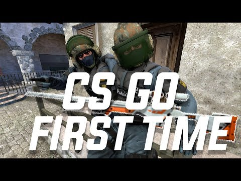 When Noob Play CSGO(Counter Strike Global Offensive): Playing CSGO Retake For First Time
