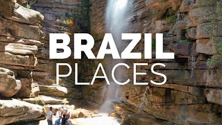 10 Best Places to Visit in Brazil - Travel Video