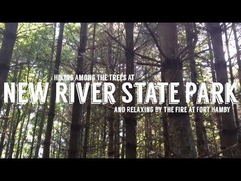 New River State Park | Blue Ridge Parkway | Wandering Around In Wonder
