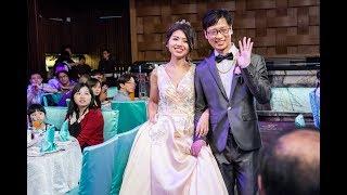 富凱&貞佑 水園會館婚宴
