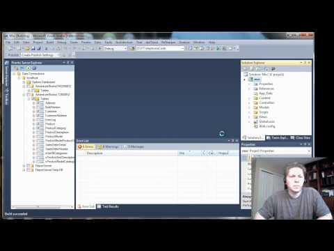 Generating ExtJs ASP.NET Mvc  app with ProntoCoder