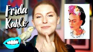 Drawing Frida Kahlo Rad Portraits With Beth Be Rad 13 Snarled