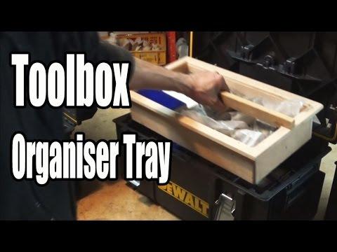 Dewalt ToughSystem Tool Box Tool Tote Tray