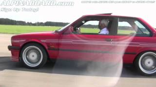 BMW Z1 ALPINA RLE specs vs ALPINA B6 3,5: ALPINABOARD.com
