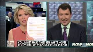 Syria : White House Covering Up Fast and Furious Weapons Pipeline to Al Qaeda Rebels (Oct 17, 2012)