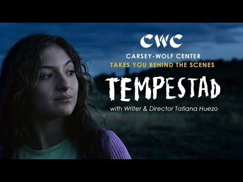 Tempestad Director Tatiana Huezo