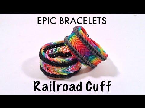 New Railroad Cuff Tutorial