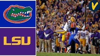 #7 Florida vs #5 LSU Week 7 College Football Highlights 2019
