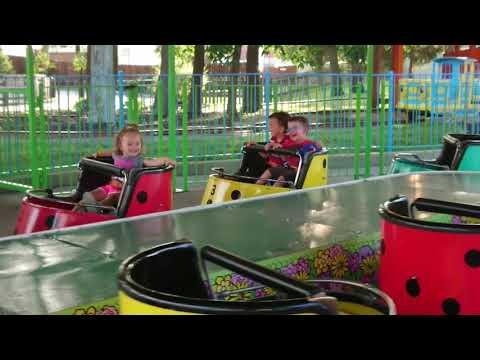 Blake and Shane on extreme car ride