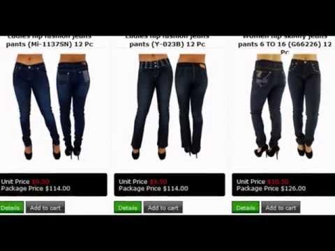Wholesale Clothing - Wholesale Fashion - Wholesale Apparel