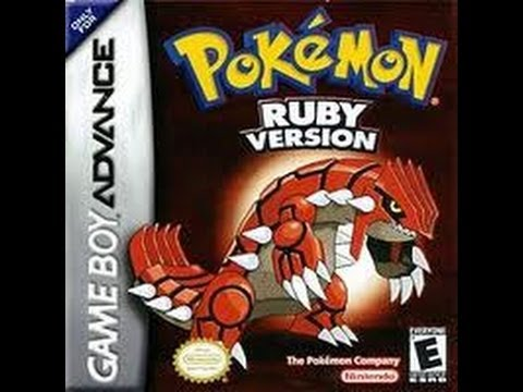 Pokemon Ruby Walkthrough   008   How to get Dive