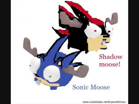 Moose costumes!