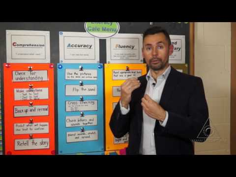 The C in The CAFÉ: Building Reading Comprehension through Effective Strategies (Virtual Tour)