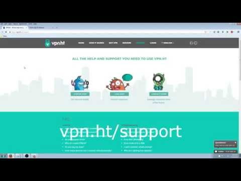 VPN.ht with Popcorn Time for Windows, Mac & Linux