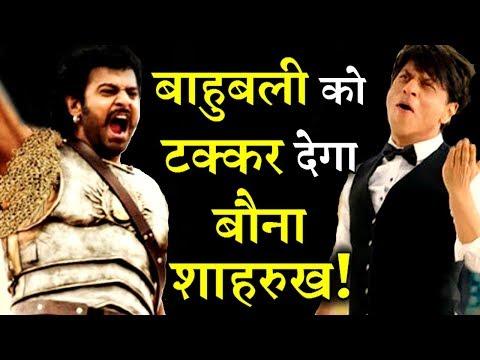 After Bahubali Shahrukh Khan Film Zero VFX Cost In Crore