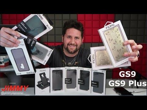 Galaxy S9/S9+ Incipio Case Line-Up