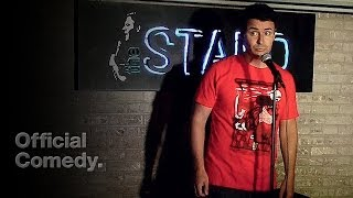 Gay Dudes are Tougher Than You - Pete Lee - Official Comedy Stand Up