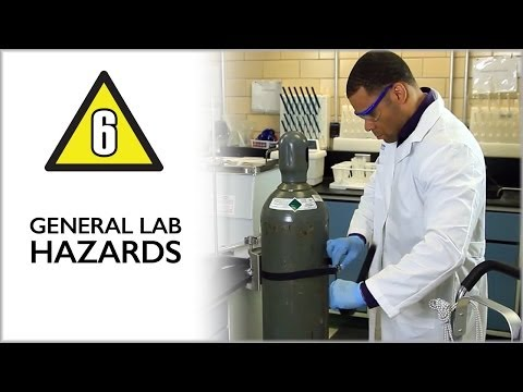 Other General Hazards / Lab Safety Video Part 6