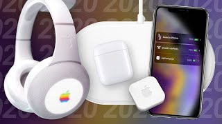 2020 Leaked Apple Products! Pro Headphones, AirPower 2 & More