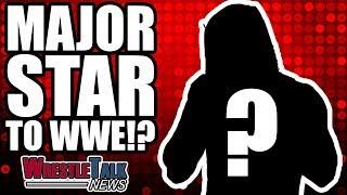 MAJOR Star To WWE?!   WrestleTalk News Oct. 2017
