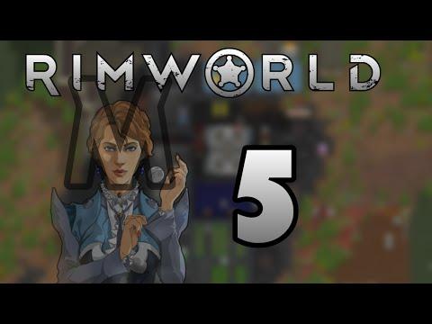 RimWorld Classic -- Episode 5: Making a Freezer