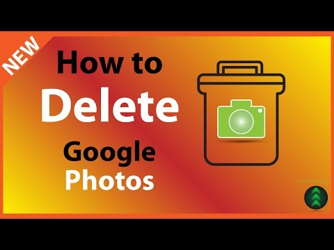 How to Delete Photos from Google Account