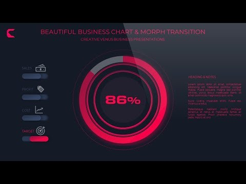 How To Design Digital Infographic Chart in Microsoft Office 365 PowerPoint PPT