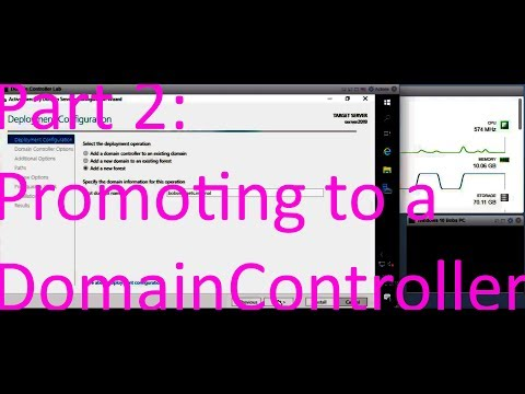 Part 2: Promoting to a Domain Controller - Basic Windows Server and Active Directory Admin