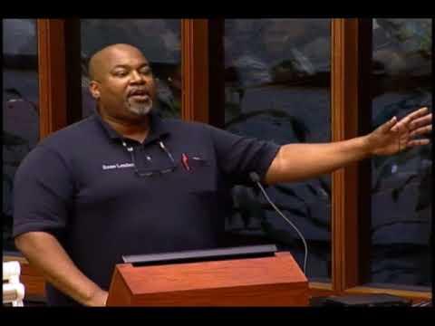 Greensboro City Council Meeting - Robinson