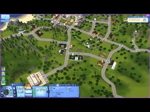 39 Let's Play Sims 3!!! How To Buy A Car!!!