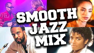 Smooth Jazz Chill Out Lounge Mix 🎷 Smooth Jazz Music For Relaxing