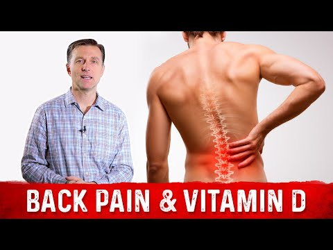 Back Pain and Vitamin D Deficiency